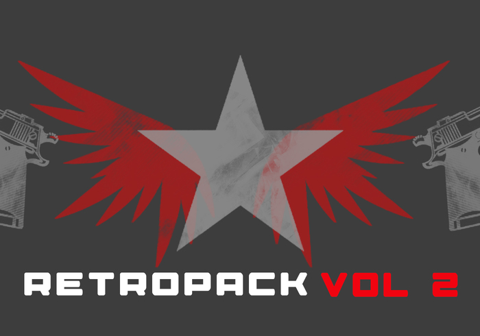 Retropack Bürsten Vol. 2.
