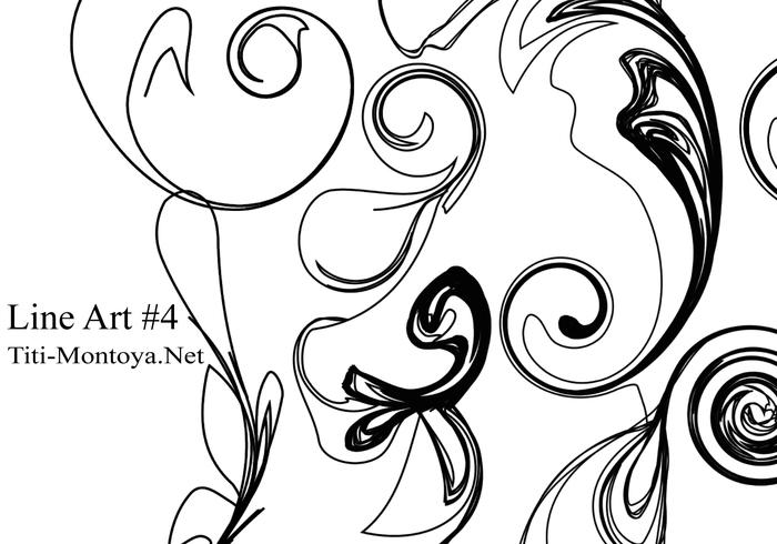 Line Art #4
