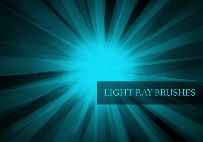 Light Ray Brushes