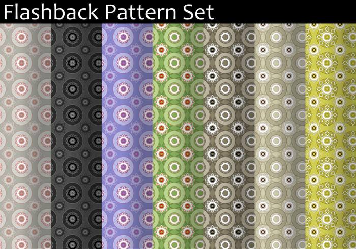 Flashback Pattern Set