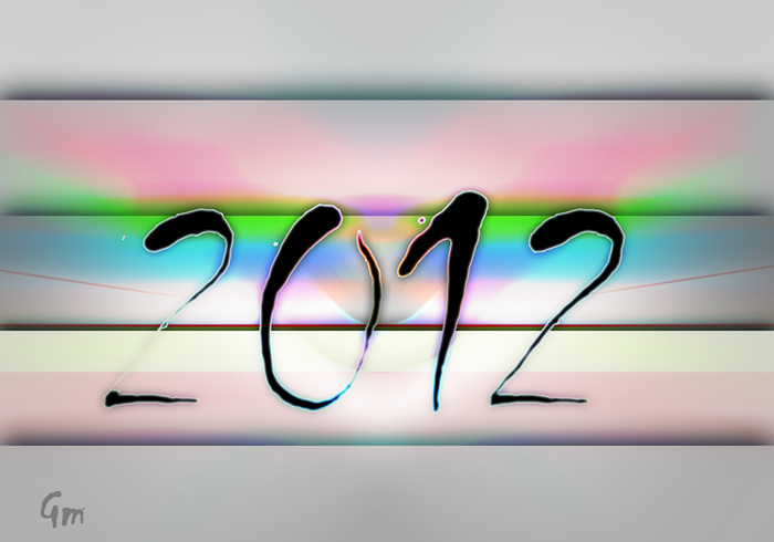 Nouvel an 2012