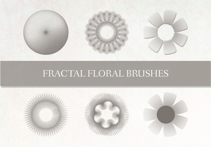 Floral Brush Pack