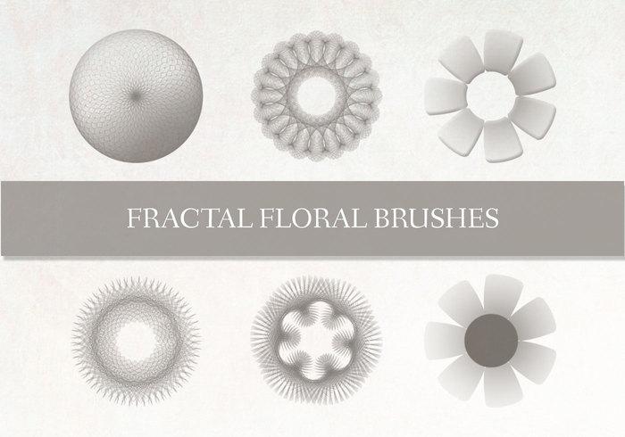 Floral Brush Pack