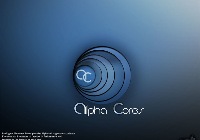 Alpha Cores Background