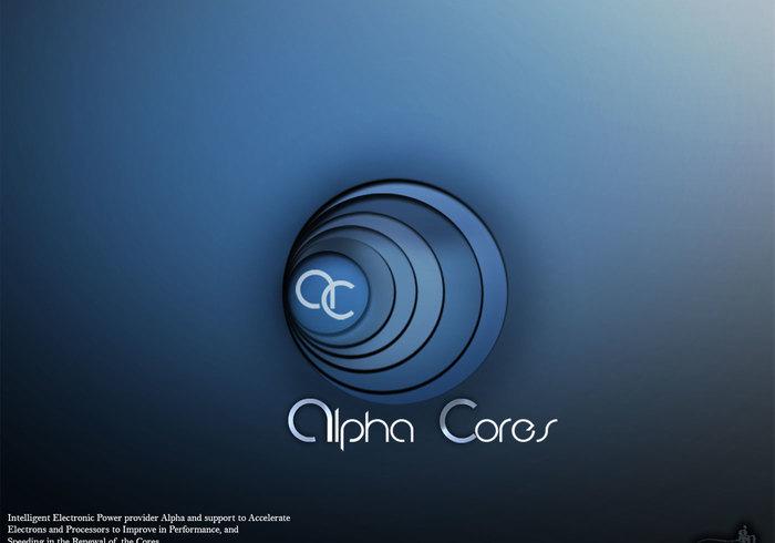 Alpha Cores de fondo