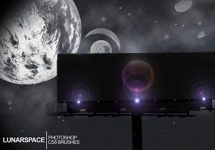 Space Brush and Lunar Brush Pack
