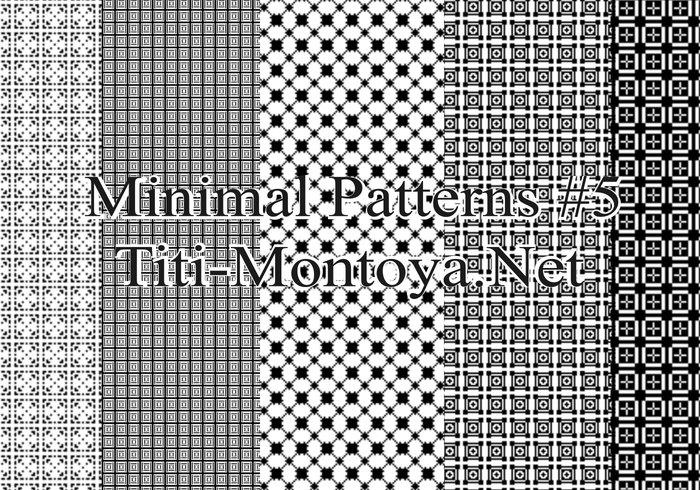 Patrones mínimos 5