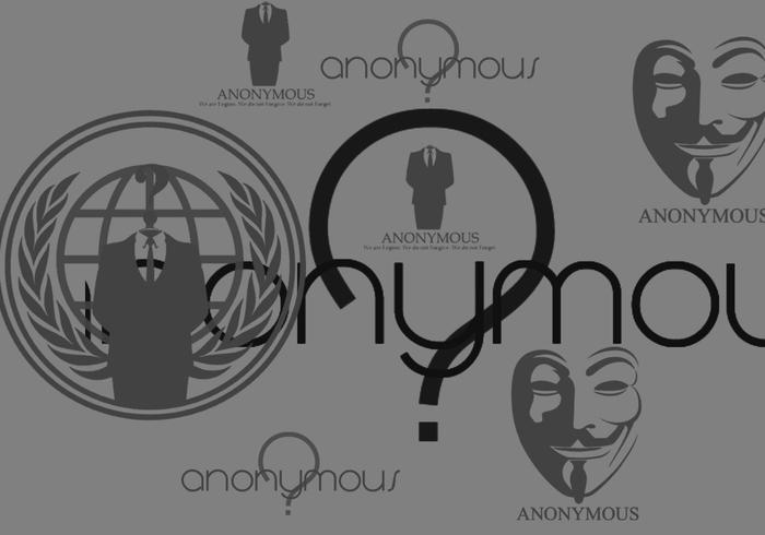 Anonymous Brush Set