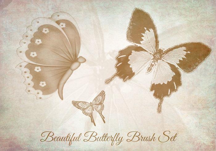Butterfly Brush Pack