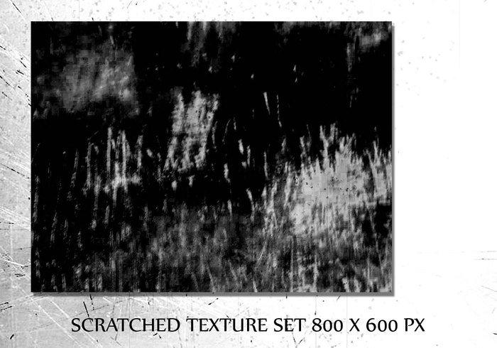 Grunge Texture with Scratches