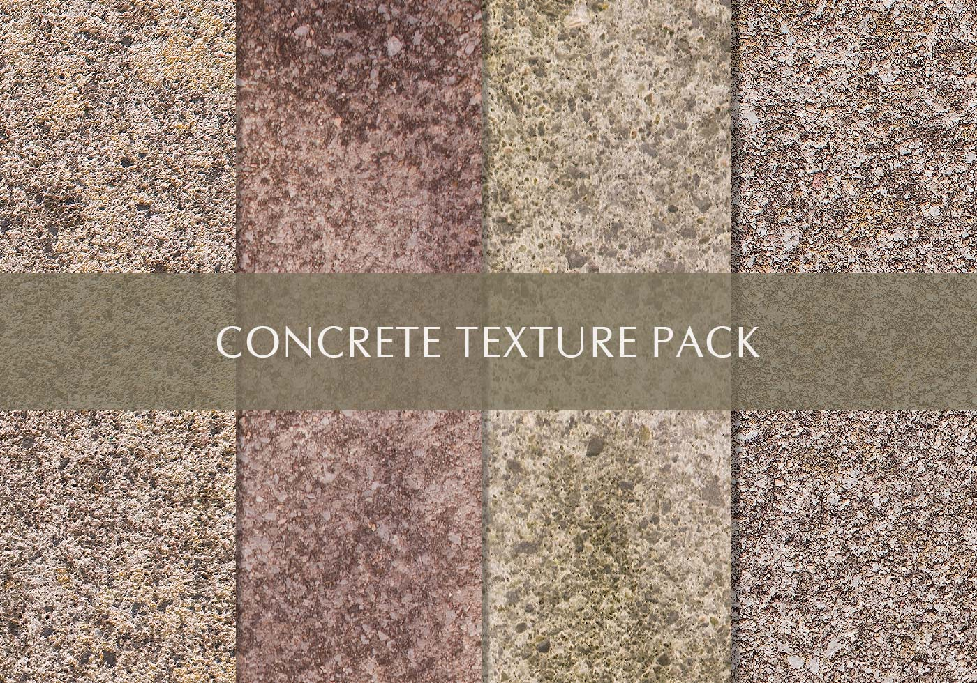Concrete Texture Pack Broken Brick Wall Photoshop
