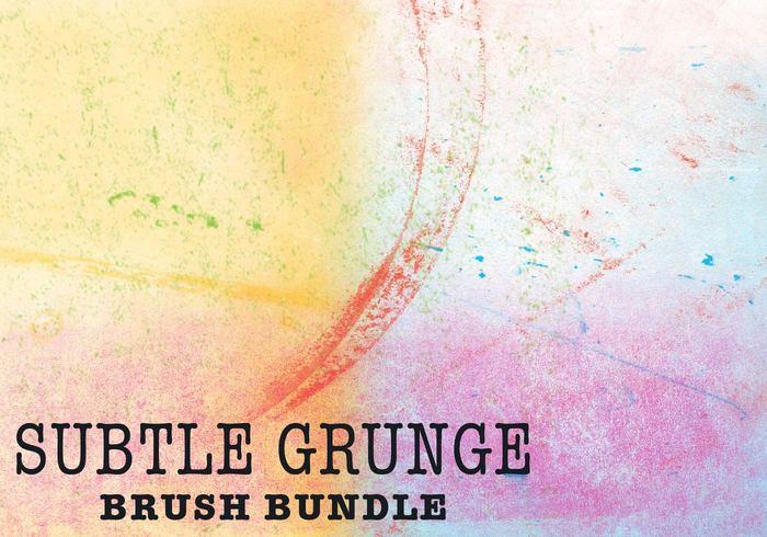 Grunge subtile