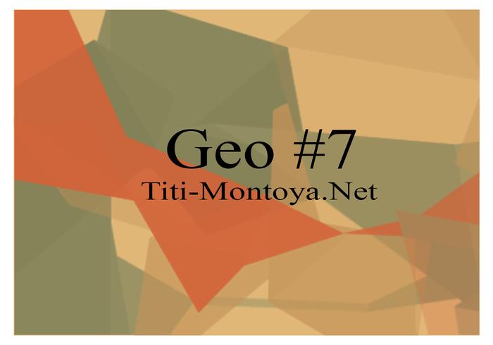 Geo 7