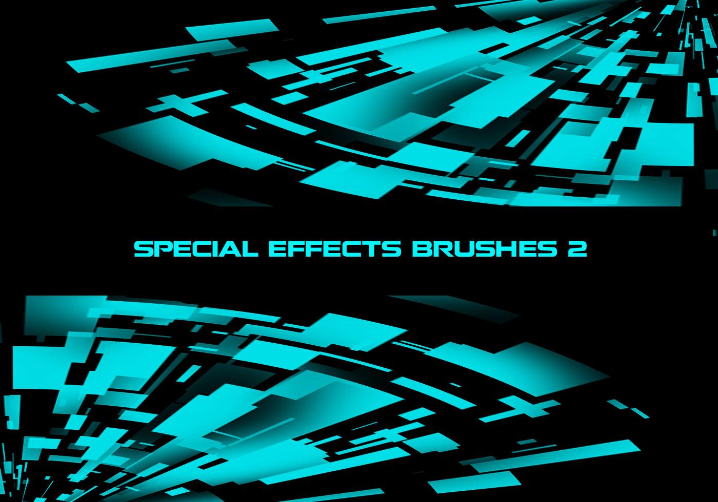 digital brush set 2