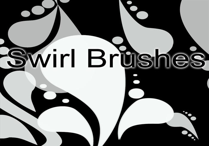 Swirl Brush Pack