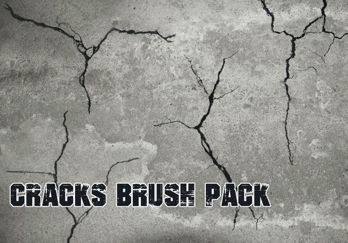 Crack Brush Pack