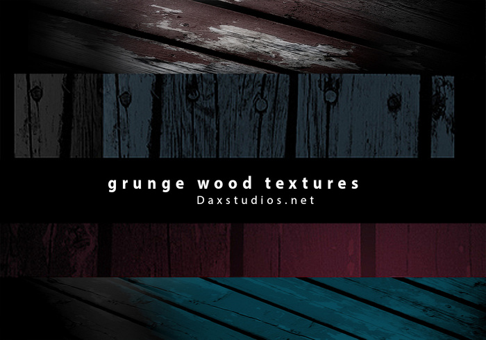 Grunge WOOD Texture Pack