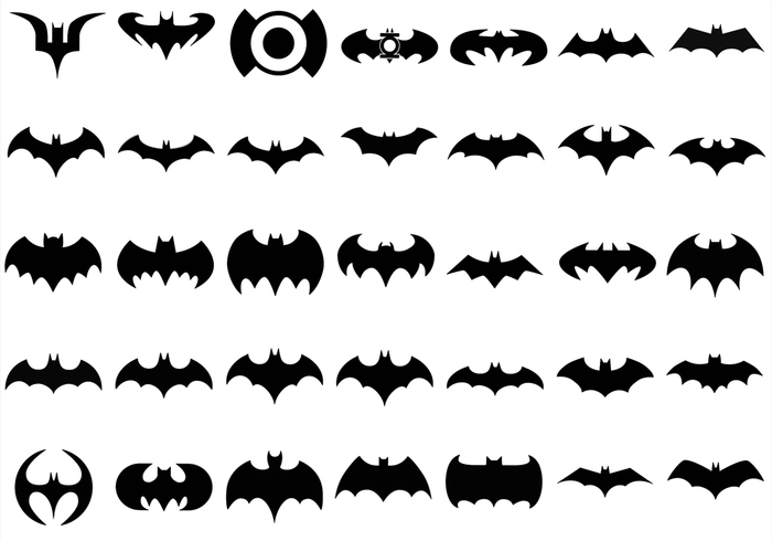 Bat Brush Pack - 70 Years of the Bat