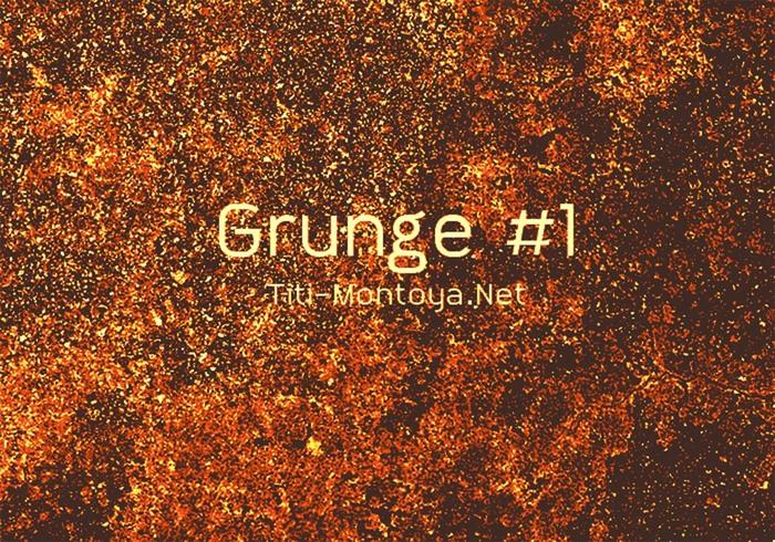 Cepillos de Grunge 1