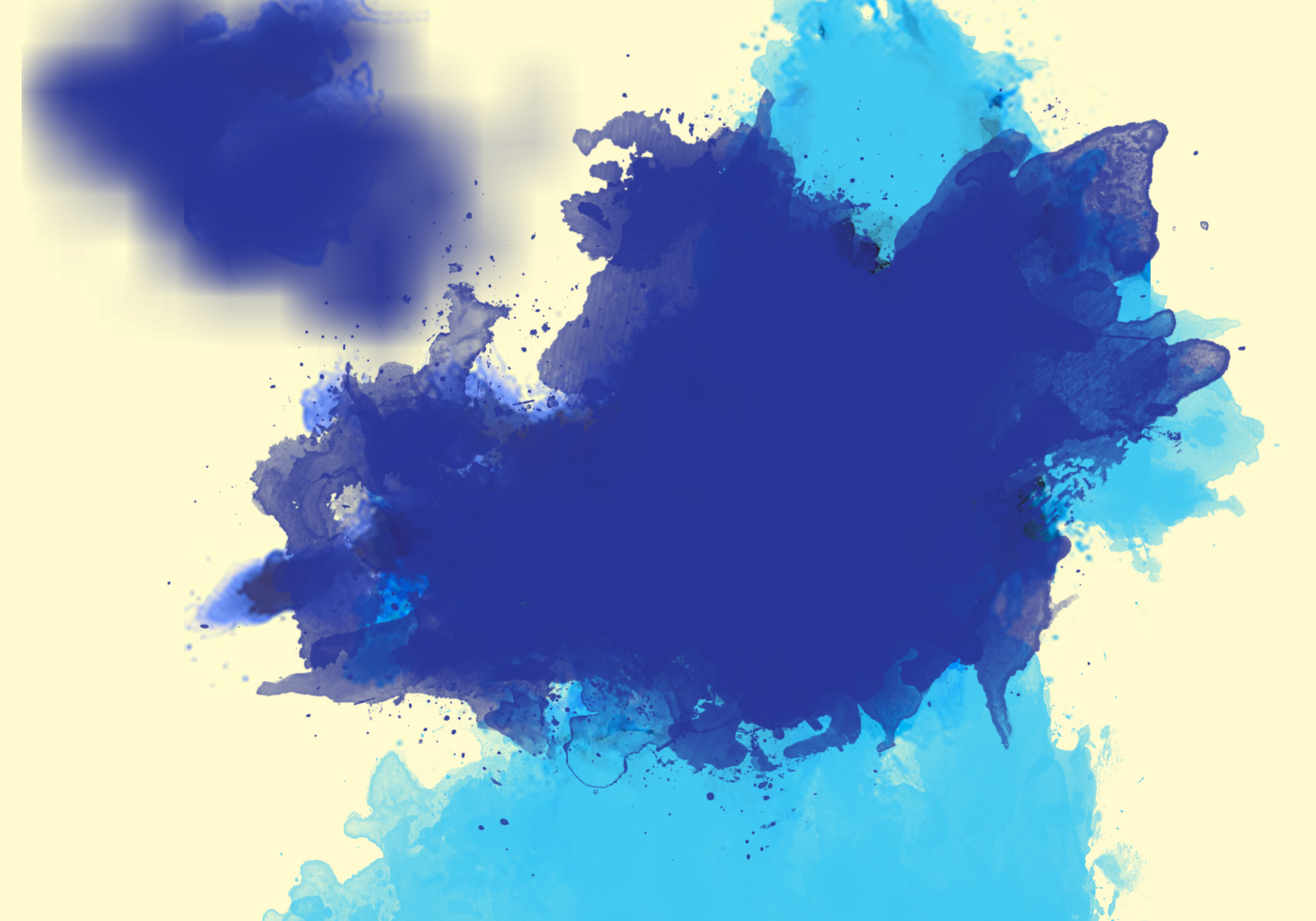 free watercolor brush for photoshop  »  7 Picture »  Awesome ..!
