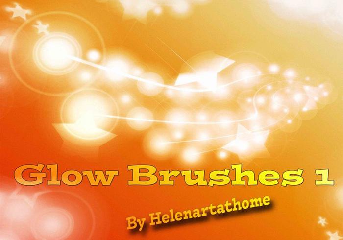 Glow Brushes1