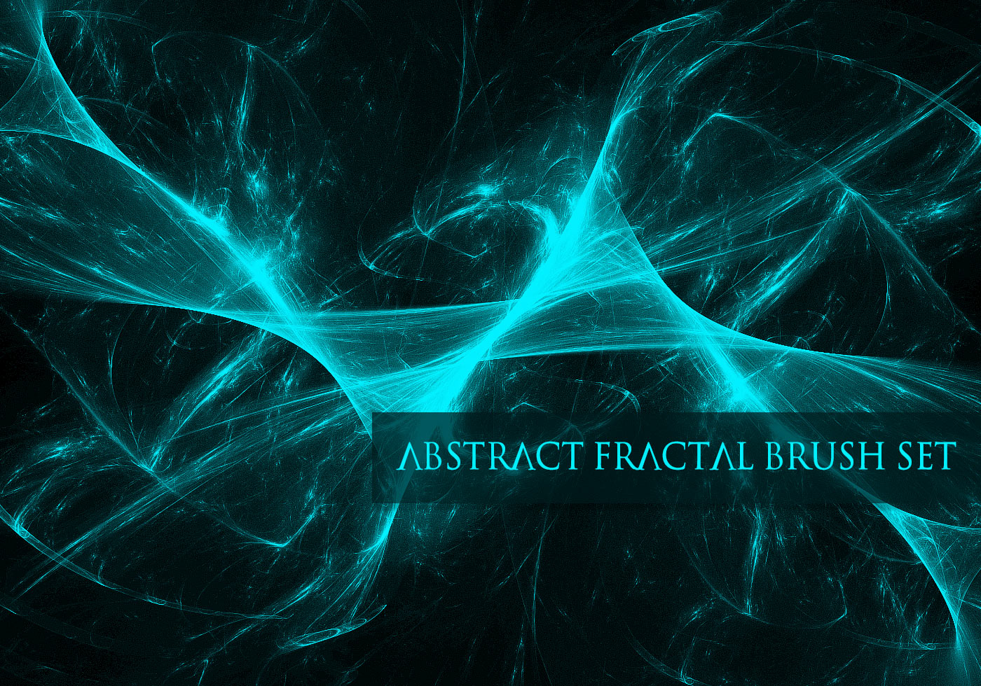 Abstract Fractal Brushset 16 - Free Photoshop Brushes at ...