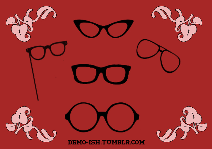 Glasses Brushes Pack