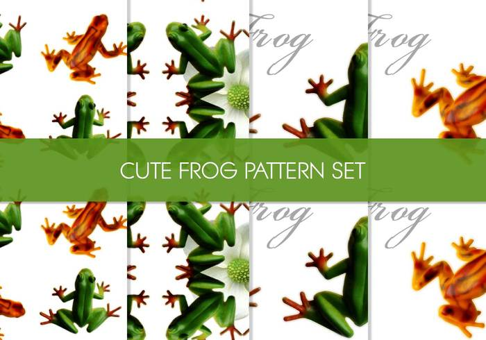 Frog Patterns