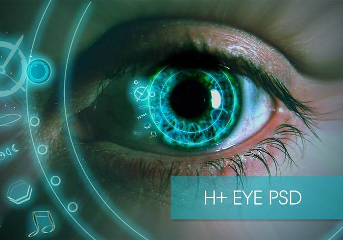Eye PSD | Free Photoshop PSD at Brusheezy!