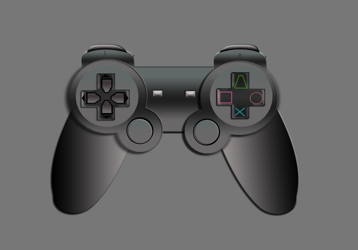 Playstation 2 Handle