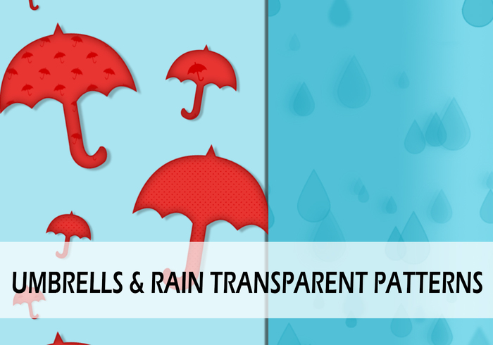 Umbrellas & Rain Weather Patterns
