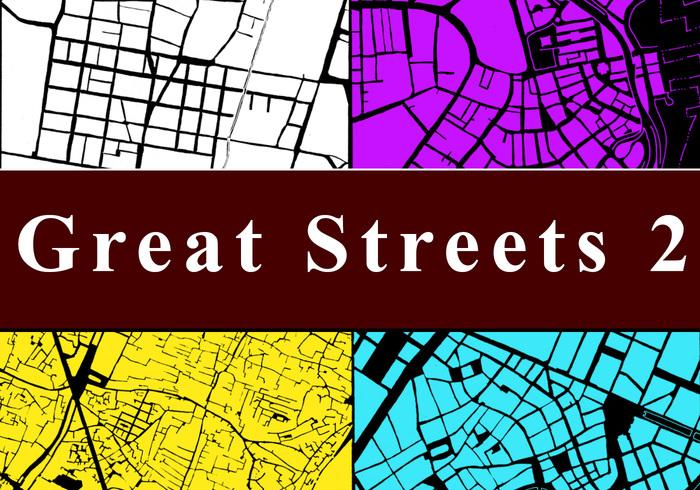 Brosses de rues excellentes 2