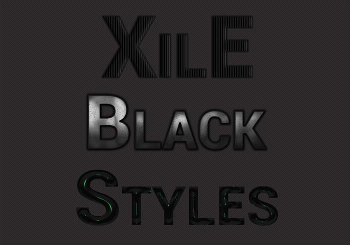 XilE Black