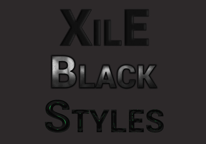 Xile zwart