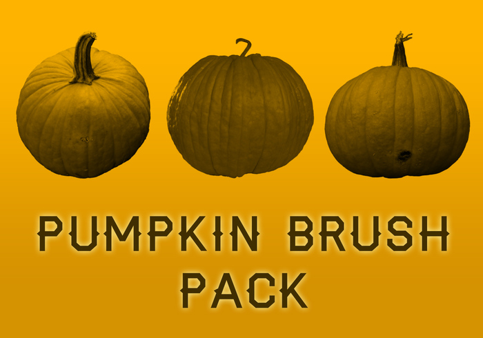 Pumpkin Brush Pack