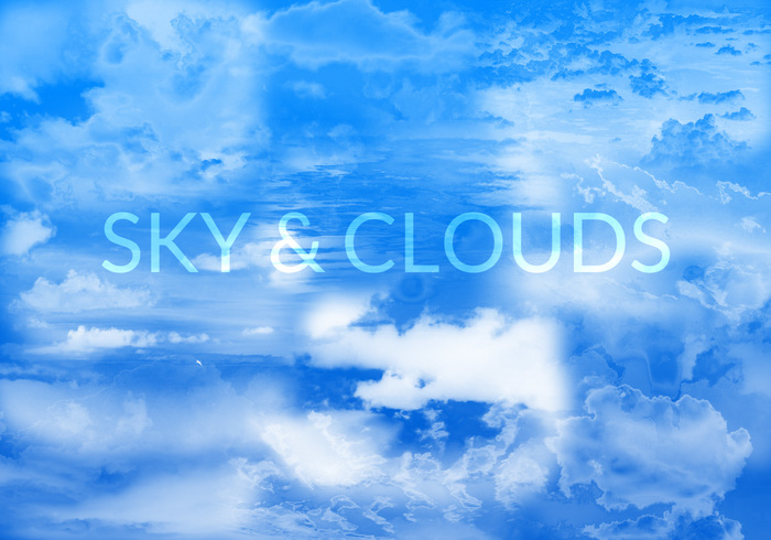 Sky and Clouds Brushes