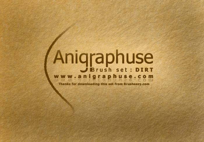 Anigraphus Schmutz Set