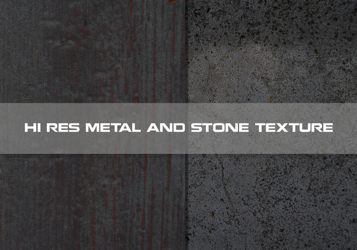 Metal and Stone Texture