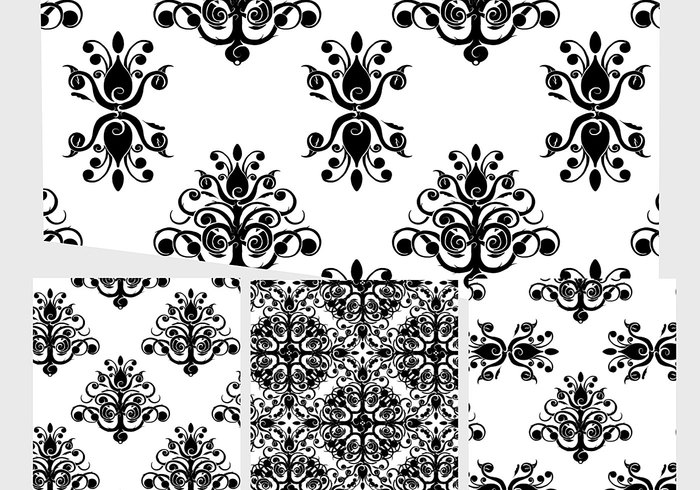 Baroque Patterns 5