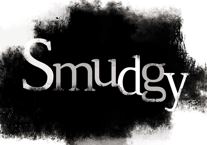 Smudgy Brushes