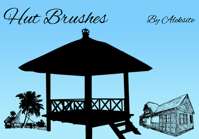 Hut Brushes Pack