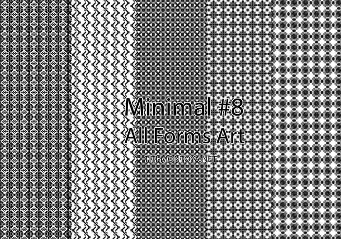 Mínimo 8