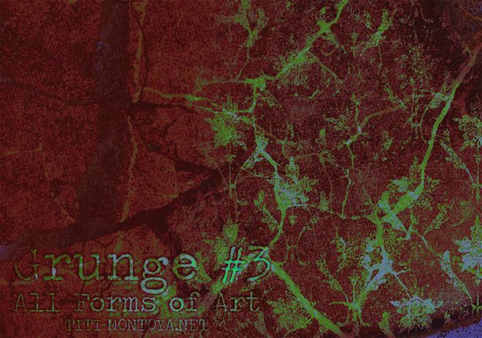 Escovas grunge 3