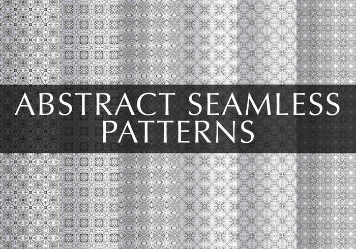 Sammanfattning Seamless Pattern Set (Abstract) 1 av Anigraphuse
