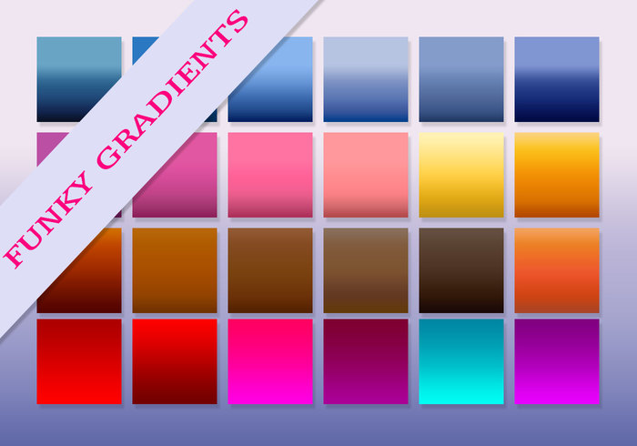 Funkey gradients