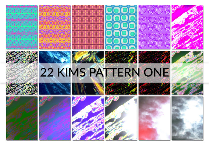 kims pattern one