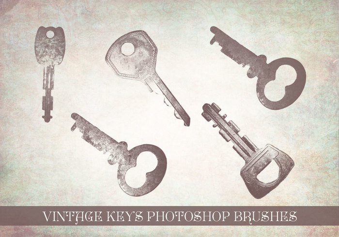 Weathered Keys