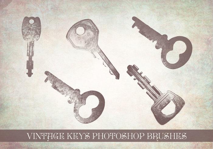 Verweerde sleutels