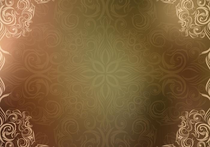 Ornate Wallpaper und Brush Pack