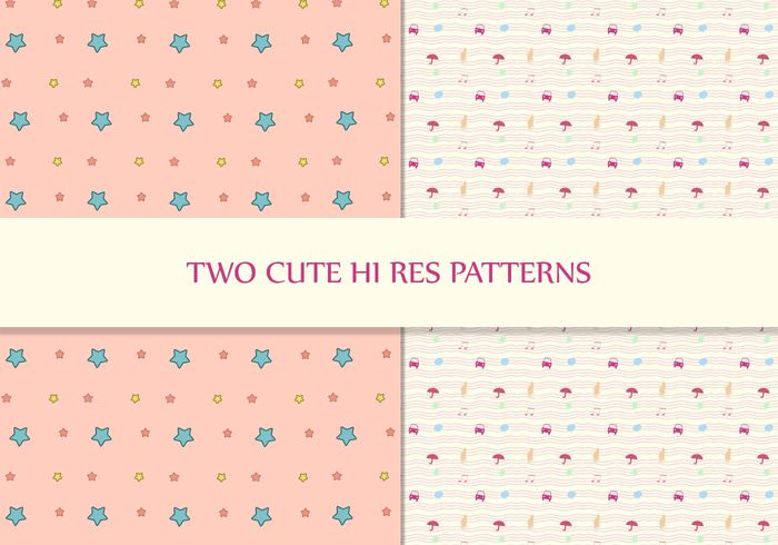 Cute Pattern Pack